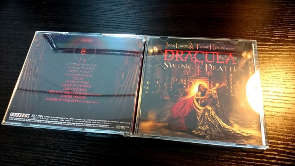 Swing of Death / DRACULA